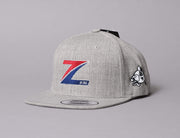 Mats Zuccarello - Snapback Heather Grey