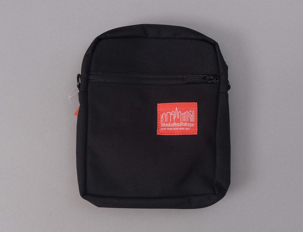 Manhattan Portage City Light Black