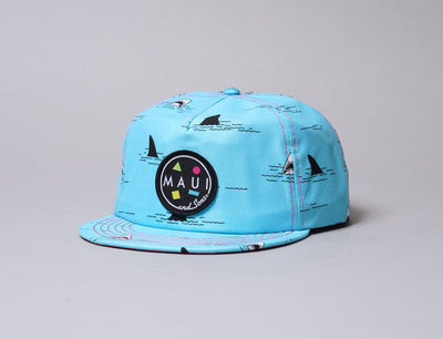 Cap Adjustable Maui & Sons Bite Me Blue