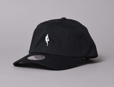 Little Dribbler Dad Hat NBA Black/White
