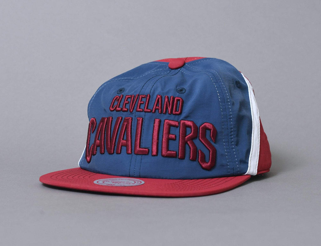 Mitchell & Ness Anorak Snapback Cleveland Cavaliers
