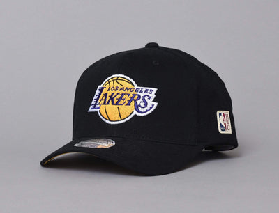 110 SNAPBACK LA LAKERS BLACK