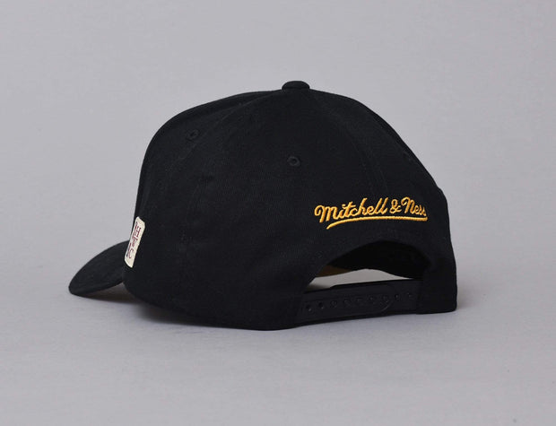 LA LAKERS Snapback Cap Black 110