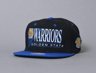Cap Snapback Mitchell & Ness Horizon Snapback Golden State Warriors Mitchell & Ness Snapback Cap / Team / One Size