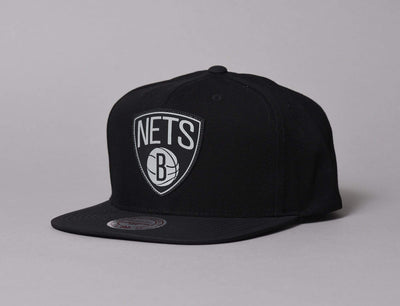 Cap Snapback Serve Snapback Brooklyn Nets Mitchell & Ness Snapback Cap / Team / One Size