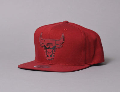 Cap Snapback Serve Snapback Chicago Bulls Mitchell & Ness Snapback Cap / Team / One Size