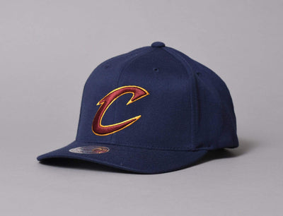 Cap Snapback Team Logo High Crown Flexfit 110 Snapback Cleveland Cavaliers Mitchell & Ness Snapback Cap / Team / One Size