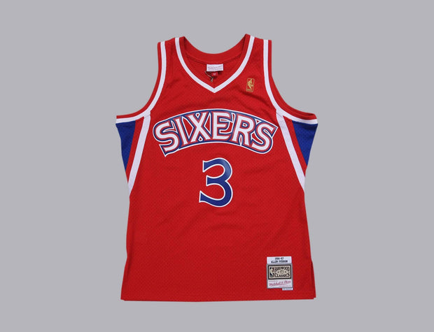 NBA SWINGMAN JERSEYS PHILADELPHIA 76'ERS