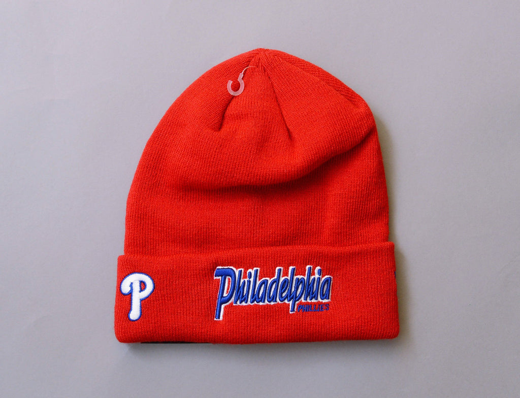 MLB Team Cuff Script Philadelphia Phillies