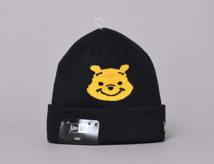 Beanie Kids Infant Knit Disney Character Winnie The Pooh Navy New Era Infant Knit / Blue / Infant