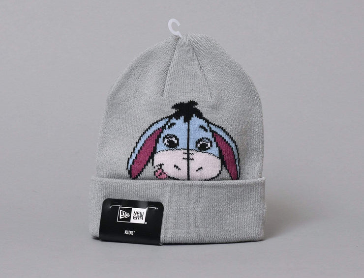 Kids Knit Disney Character Eeyore Grey
