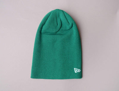 New Era Original Long Knit Green