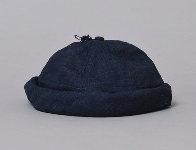 New Era Premium Cotton Skully Navy