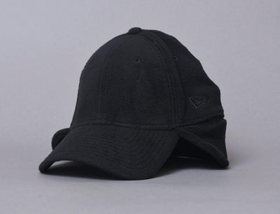 Cap Flexfit 39THIRTY Winter Utility Micro Fleece Black New Era