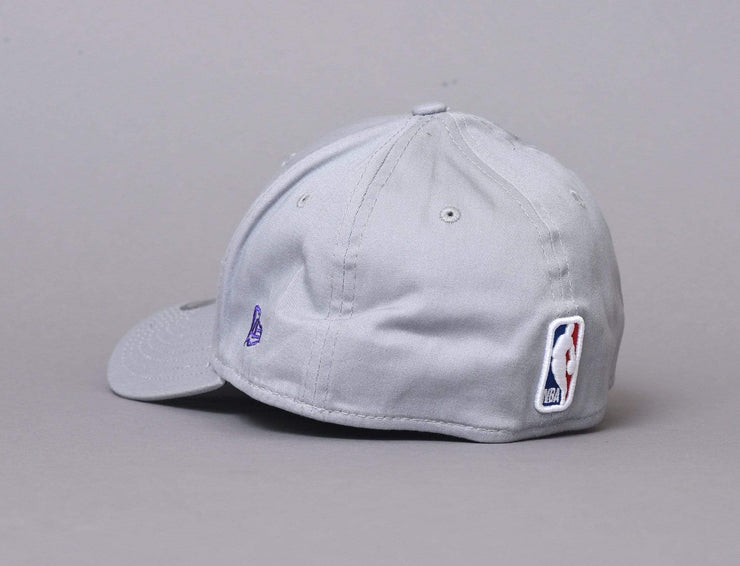 Cap Flexfit LA Lakers Flexfit Cap Grey NBA Team 39THIRTY New Era