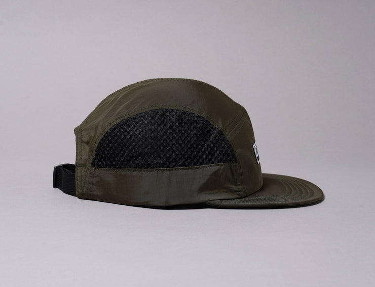 Cap 5-Panel New Era Camper Mesh Panel Korea Collection Green New Era 5-Panel Cap / Green / One Size