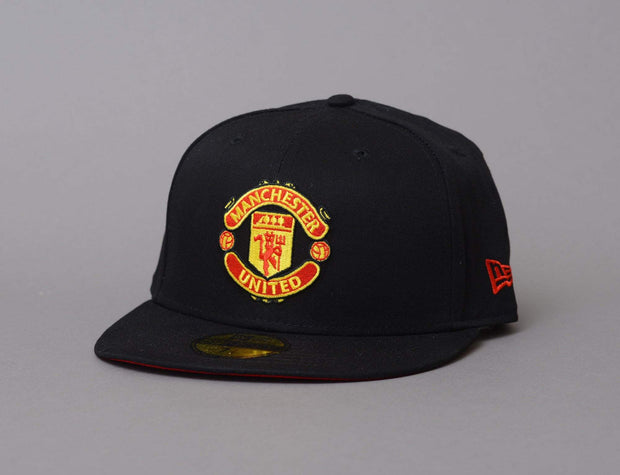 59Fifty Basic Manchester United Black