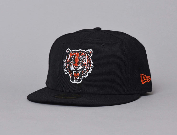 Cap Fitted 59FIFTY Coops Wool Detroit Tigers Navy New Era