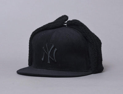 Cap Dogear 59FIFTY Dogear NY Yankees Black New Era