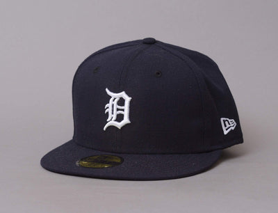 Cap Fitted 59Fifty AC Perf Detroit Tigers Home New Era