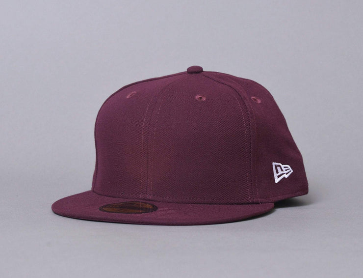 Cap Fitted 59FIFTY Flag Maroon New Era