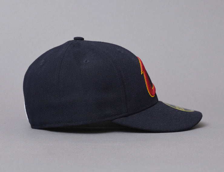 Cap Fitted 59Fifty Low Crown Team Classic Cleveland Cavaliers New Era
