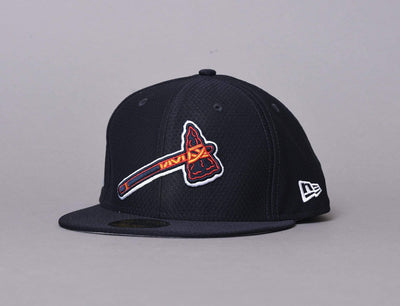 Cap Fitted 59FIFTY Official Spring Training Atlanta Braves Home New Era