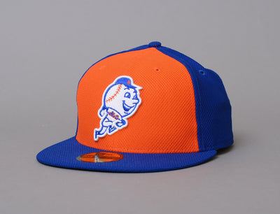 Cap Fitted 59Fifty MLB Diamond Era Authentic New York Mets New Era