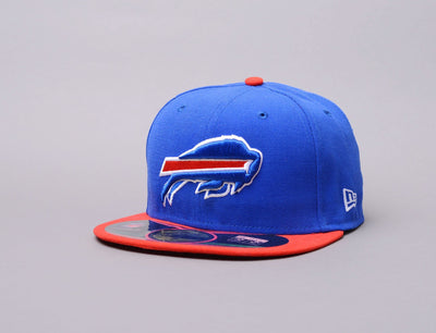 NFL On Field 59fifty Buffalo Bills