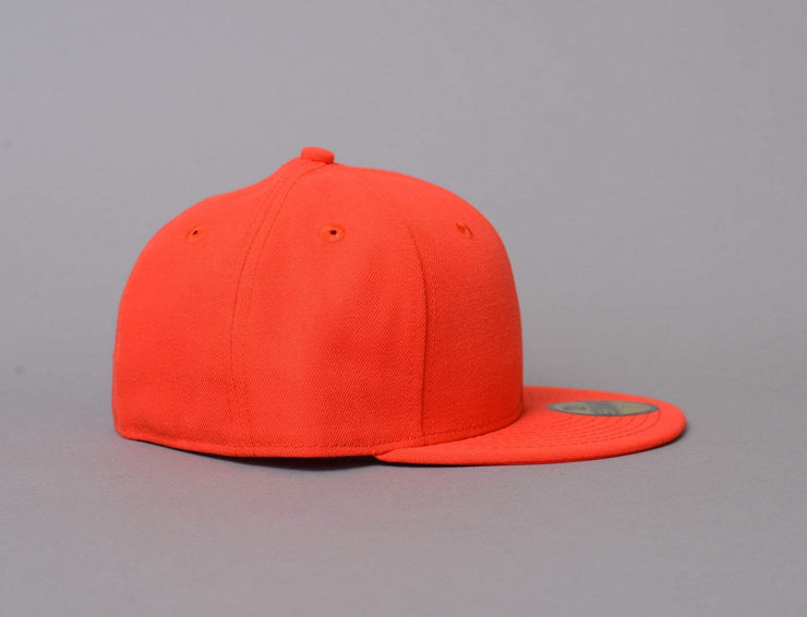 Cap Fitted 59fifty NE Flag Scarlet New Era