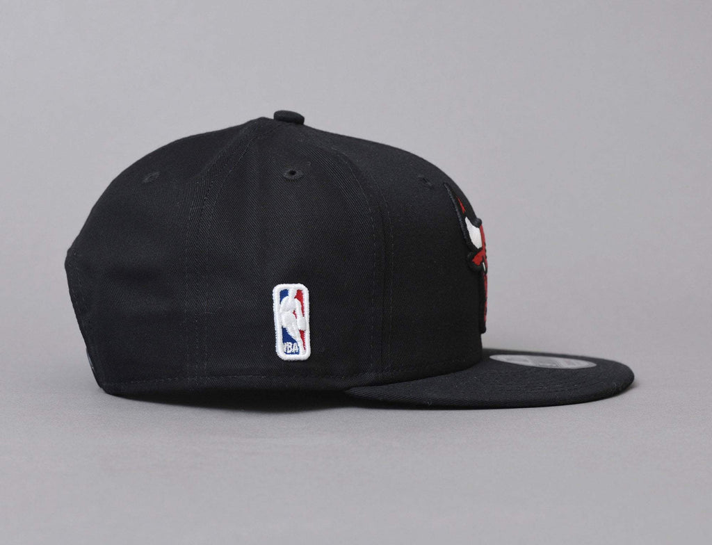 9FIFTY Black Base Chicago Bulls