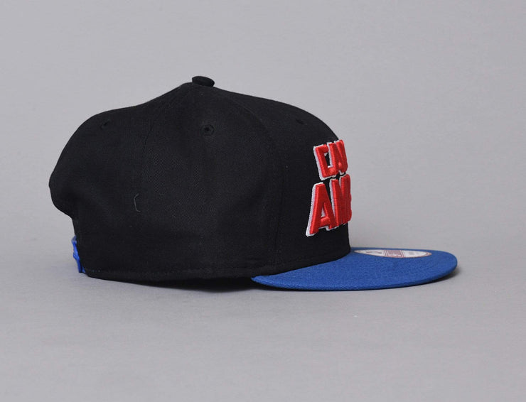 9fifty Hero Word Captain America