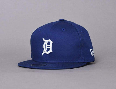 Cap Kids Kids 9FIFTY Detroit Tigers Dark Royal/White New Era