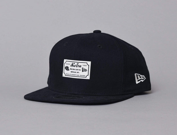 9FIFTY NE Script Patch Navy