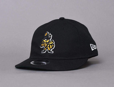 Cap Snapback 9FIFTY Minor League Retro Crown Salt Lake City Bee New Era