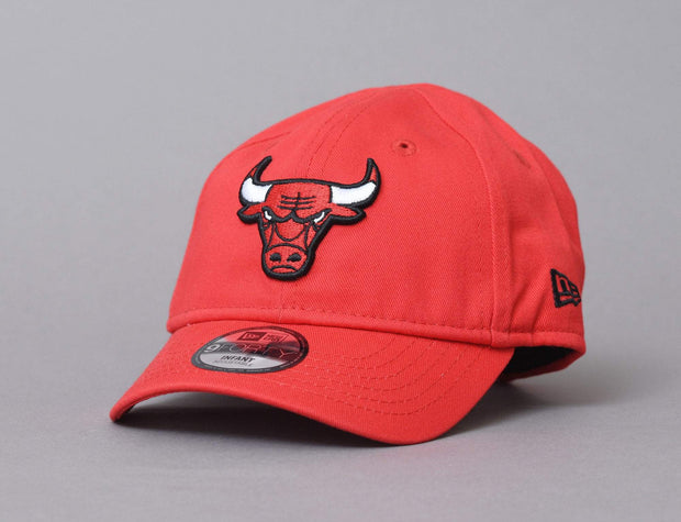 Cap Barn 9FORTY Infant Chicago Bulls Red Kids Cap Essential