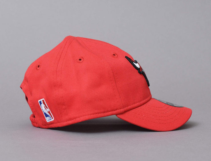 Cap Kids Cap Barn 9FORTY Infant Chicago Bulls Red Kids Cap Essential New Era 9FORTY Infant / Team / Infant