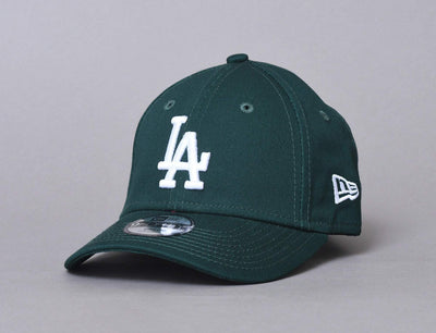 Cap Barn 9FORTY Kids League Essential LA Dodgers Dark Green/white