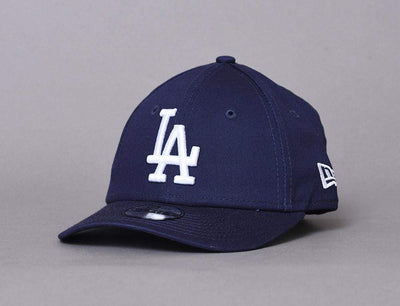 Kids 9FORTY League Essential LA Dodgers Light Navy/White