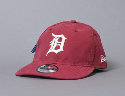 Cap Adjustable 9TWENTY Light Weight Packable Detroit Tigers New Era 9TWENTY / Red / One Size