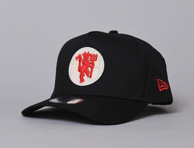 Cap Adjustable 9FORTY A-Frame Manchester United HO19 Black New Era 9FORTY A-Frame / Black / One Size