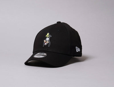 Cap Adjustable Kids 9FORTY Disney Character Goofy Black New Era 9FORTY / Black / Child