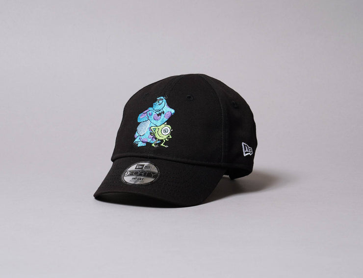 Cap Adjustable Infant 9FORTY Disney Character Monsters Inc New Era 9FORTY / Black / Infant