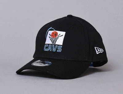 Cap Adjustable 9FORTY NBA Hardwood Classic 2019 Cleveland Cavaliers Team Colour New Era 9FORTY / Black / One Size