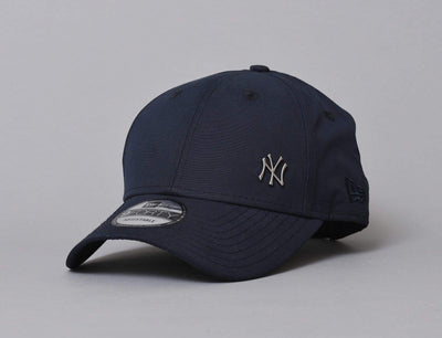 9FORTY MLB Flawless Logo Basic Navy Cap