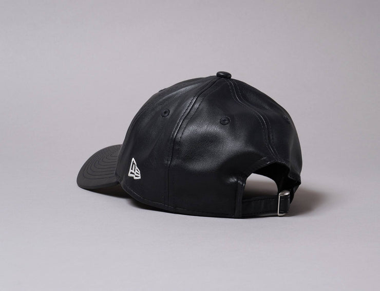 Cap Adjustable 9FORTY Synthetic Leather Korea Collection NY Yankees New Era 9FORTY / Blue / One Size