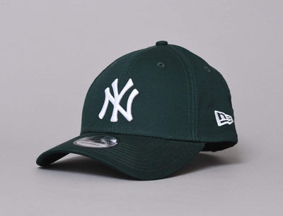 Cap Adjustable 9FORTY League Essential NY Yankees Dark Green New Era 9FORTY / Green / One Size