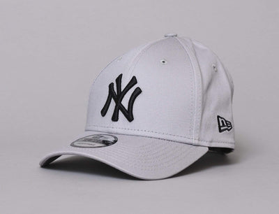 Cap Adjustable 9FORTY League Essential NY Yankees Grey New Era 9FORTY / Grey / One Size