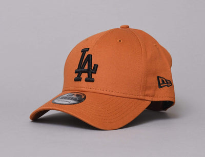 9FORTY League Essential LA Dodgers Rust/Black
