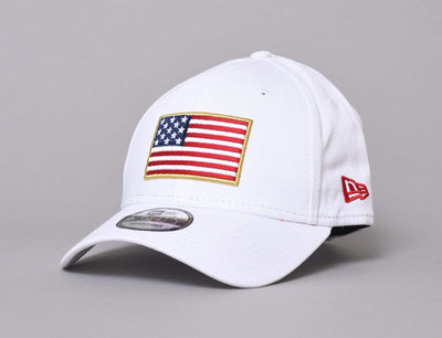 Cap Adjustable 9FORTY Flag Pack White New Era 9FORTY / White / One Size